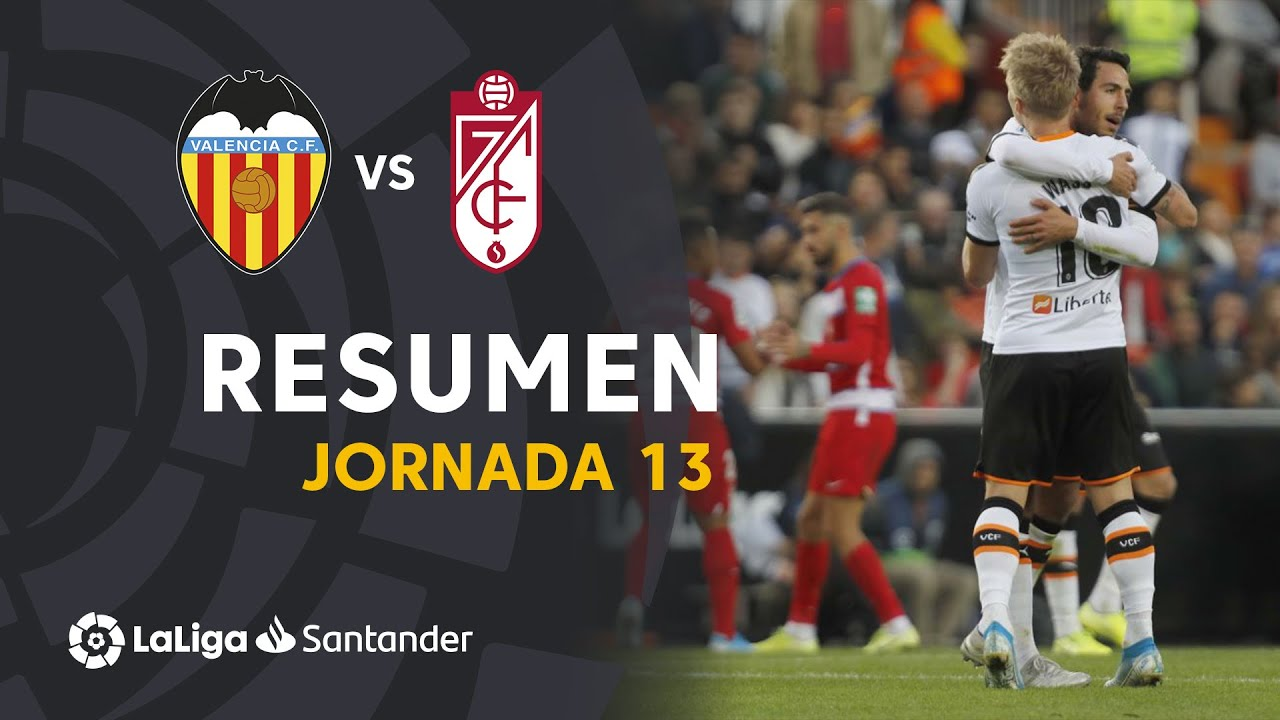 Download Resumen de Valencia CF vs Granada CF (2-0)