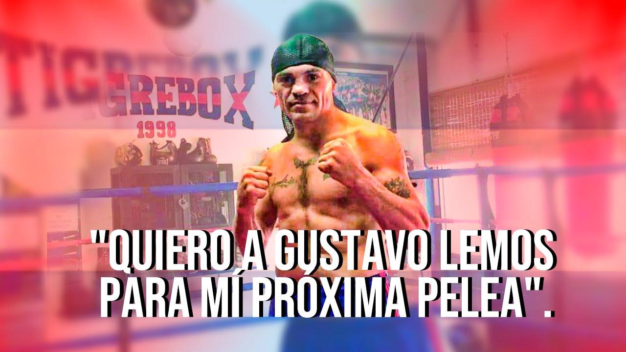 La Hiena Barrios sueña con un regreso a lo grande y desafió al mejor  boxeador actual en su peso - Infobae