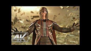 Magneto Hace la X Vs Apocalipsis   Español Latino   X-Men Apocalipsis (4K-HD)