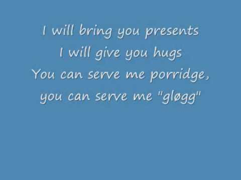 Boyzvoice - Let me be your Father Christmas lyrics