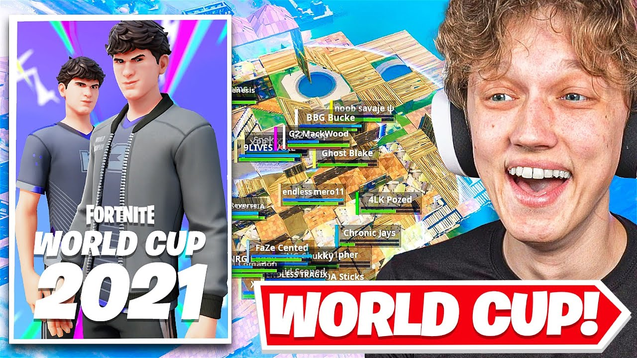 WORLD CUP IS BACK IN FORTNITE...