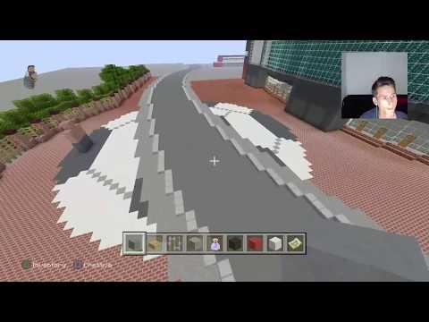 Minecraft Old Trafford Update