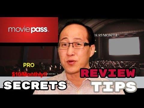 MoviePass Movie Membership Review, Tips, Secrets