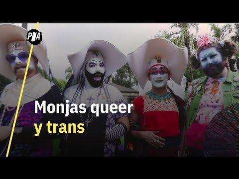 Las monjas trans y queer: Sisters of Perpetual Indulgence