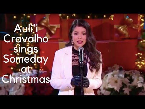 Auli'i Cravalho singing
