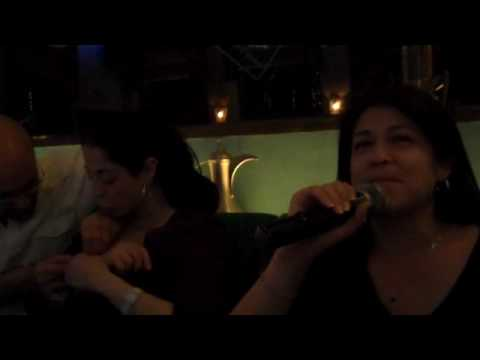 Karaoke at Mezzah House Dubai