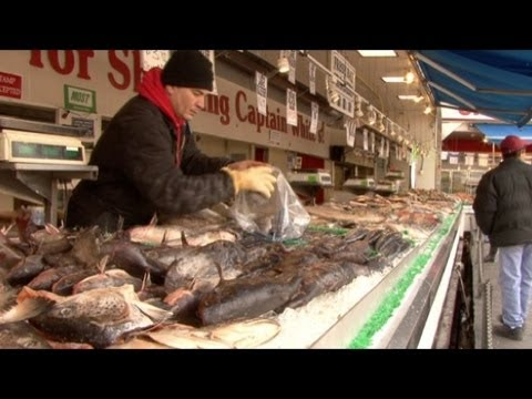 America's Oldest Fish Market Is In DC