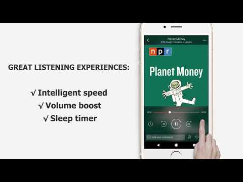 Podcast Android App & Podcast Player (Free) - Podbean