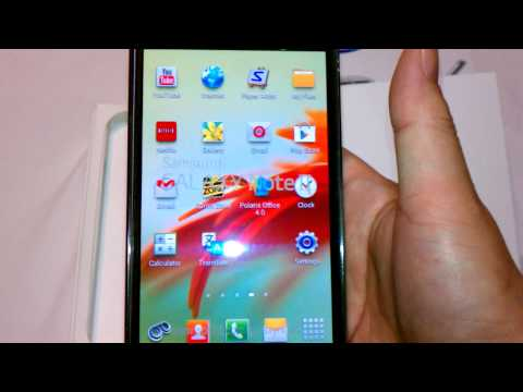 Samsung Galaxy Note II - Unboxing! [HD]
