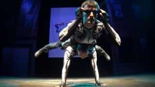Заказать Шоу акробатов / силовая акробатика от yaromiradance.ru