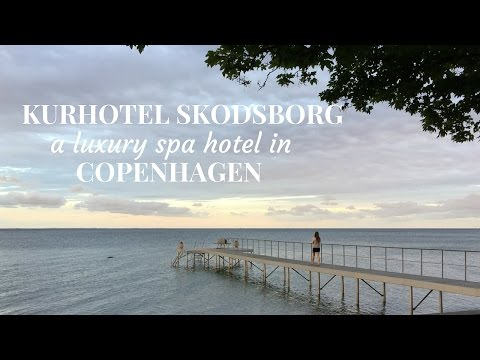 Kurhotel Skodsborg - luxury spa hotel in Copenhagen