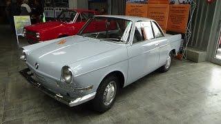 1959-1965, BMW 700, Exterior and Interior, Technorama Ulm 2015