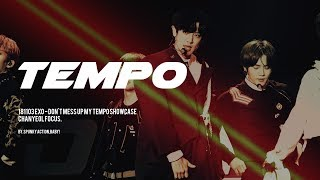 Download Video 181102 EXO - Don't mess up my tempo SHOWCASE - TEMPO CHANYEOL(찬열) FOCUS MP3 3GP MP4