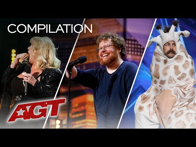 Try Not To LAUGH Challenge: FUNNY AGT Auditions Compilation - America's Got Talent 2019