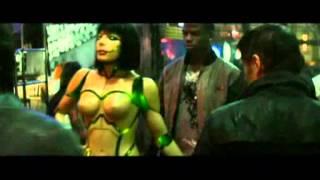 Cyberpunk trailer 2014