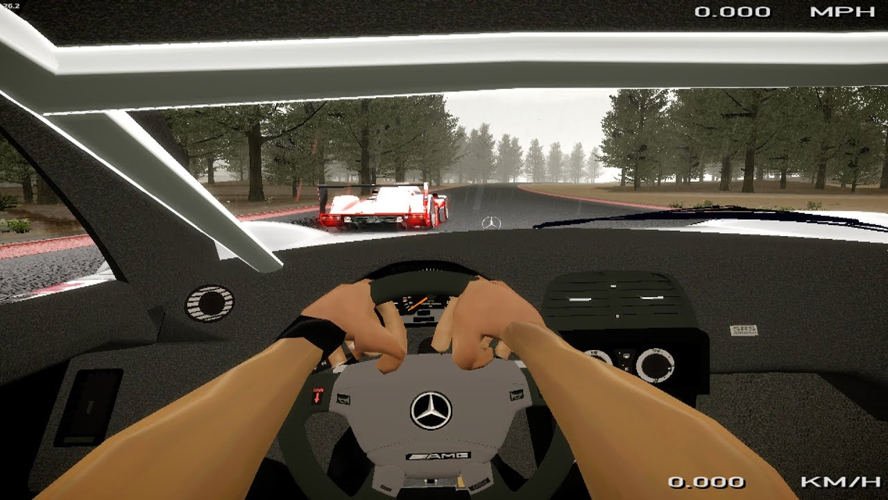 Grand Theft Auto - 24 Hours of le Mans 2015