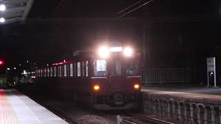 近鉄8400系B14 五位堂検修車庫出場回送