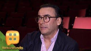 Adal Ramones se pone mal durante función de teatro | Ventaneando