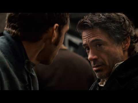 Trailer do filme Sherlock Holmes