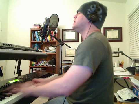 The Cure: Lovesong Cover - Piano & Voice - Improvised