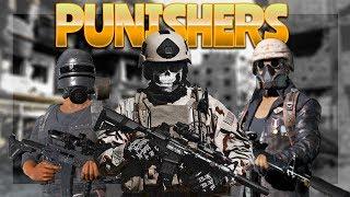 PUNISHER SQUAD (Battlegrounds)
