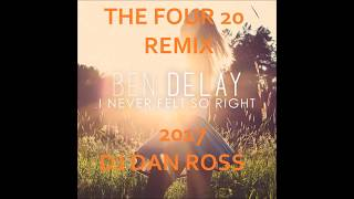 Ben delay i never felt so right club mix best vocal deep uk house.