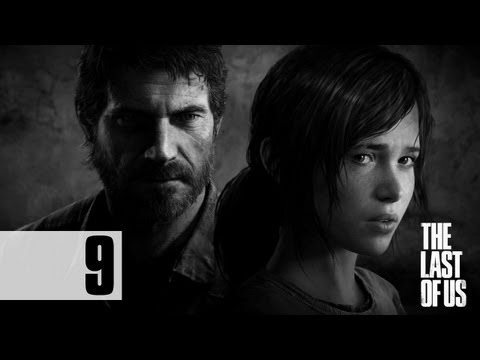 The Last Of Us - Walkthrough - Part 9 - Riding On The Metro