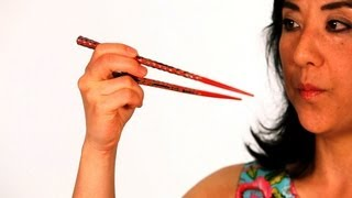 How to Use Chopsticks | Sushi Lessons