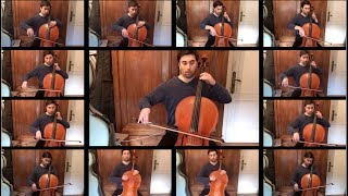 Lord Of The Rings - Song of Durin | Cello Cover