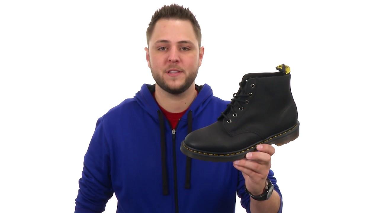 doc martens 6 eye boot
