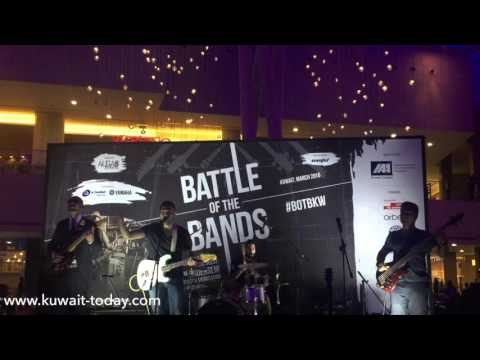 Battle Of The Bands Kuwait 2016