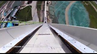 World's Tallest Water Slide | POV Video
