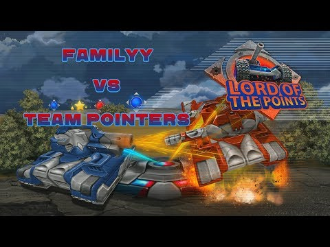 Team Pointers vs Family TOF Lords of the Points 2018 31.3.2018