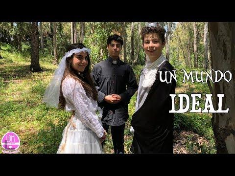 UN MUNDO IDEAL 👰🏻 ME CASO CON UN PRINCIPE 🤴🏼LA DIVERSION DE MARTINA
