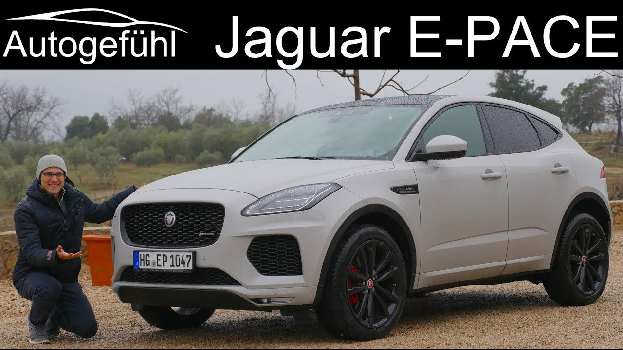 Interieur E Pace Jaguar Jaguar E Pace Full Review P300 R Dynamic Hse Epace Autogefühl