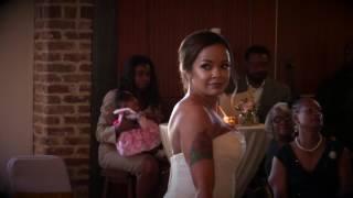 Marlon and Ashley's Wedding Highlights