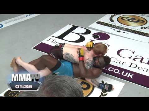 #BCMMA15 Saturday 7th May - Aymard Guih Vs Thomas Robertsen - 177lbs Catchweight Pro MMA Contest