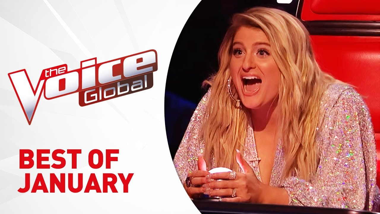 BEST performances of JANUARY 2020 in The Voice