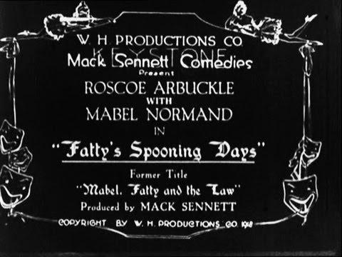 1915 - Mabel, Fatty and the Law (Mabel, Fatty y la Ley)
