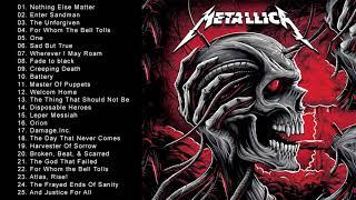 Download Mp3 Best Of Metallica Metallica Greatest Hits full Album