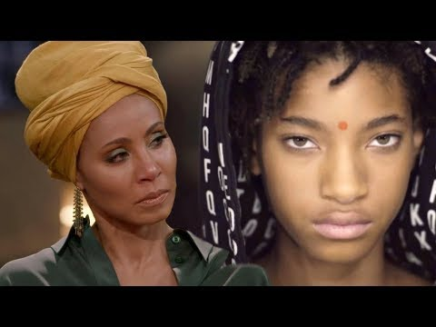 Willow Smith Shocks Mom Jada Pinkett Smith After Admitting To CUTTING Herself