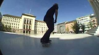 Muckefuck skateboards - Sascha Biehaule