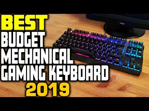 5 Best Budget Gaming Keyboards in 2019