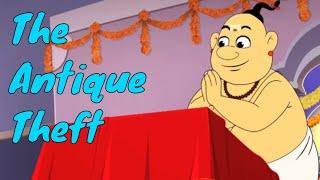 Die Antiken Diebstahl - Epi - 1 - Chimpoo Simpoo - Funny Hindi Cartoon-Serie - Zee Kinder