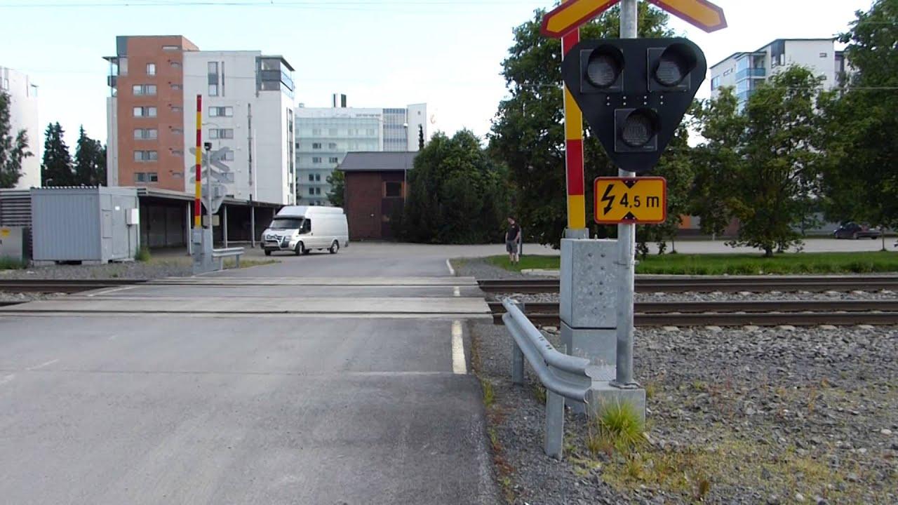 Juna Helsinki Oulu