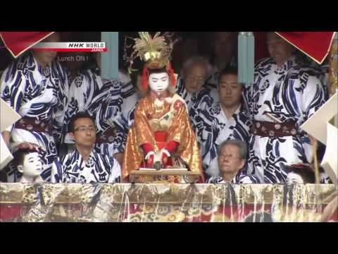Lunch ON! Season 4 EP11 : Behind the scenes Lunch at Kyoto's Gion Festival 2016 08 02