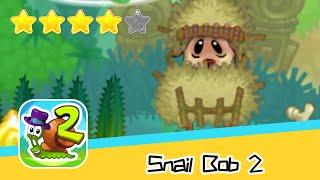 Snail Bob 2 Island Story 28-29 Walkthrough Play levels and build areas! Recommend index four stars