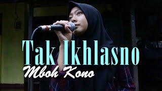 Download Mp3 Tak Iklhasno - Happy Asmara Cover : Sarah   Versi Latihan   Contessa Music
