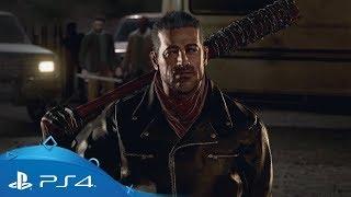 Tekken 7 | Negan and Julia Trailer | PS4