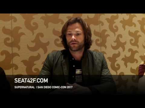 Supernatural Comic Con 2017 - Jared Padalecki Interview